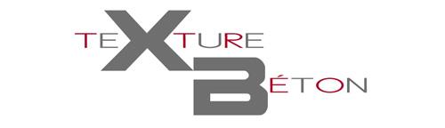 Logo Texture Béton : vente et pose de béton ciré